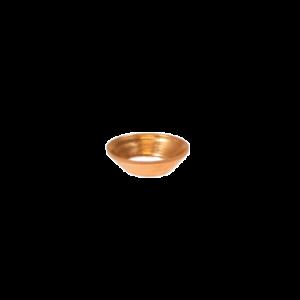 11672 Flare afdichtring koper #04 1/4'' per 5 stuks